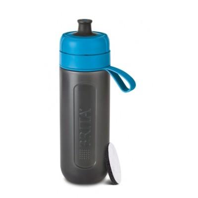 Мягкая фильтр-бутылка для воды BRITA fill&go Active, арт.АБУТ03