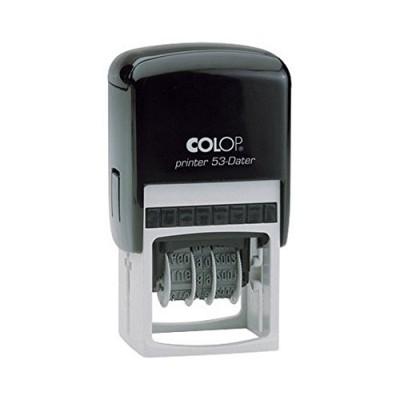Colop Pr53 Датер под прямоугольный штамп 30*45мм.