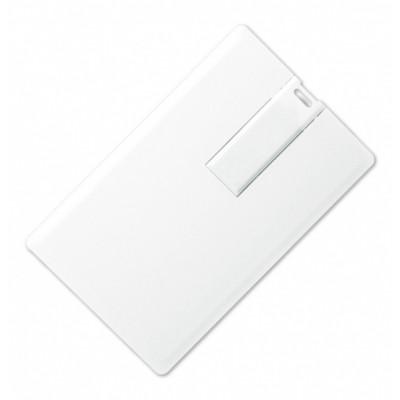 Флеш накопитель в виде кредитной карты, пластик, 16Gb, арт.  АСФMA47C