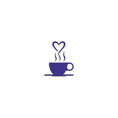 Штамп для акций кофе №38