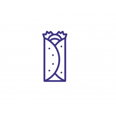 Штамп для акций шаурма №42