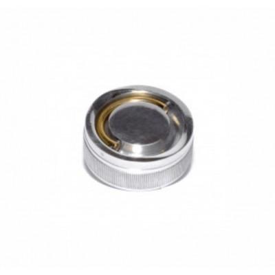 """""""23 Б""""  Оснастка металлическая карманная c кольцом, без подушки 30мм."""