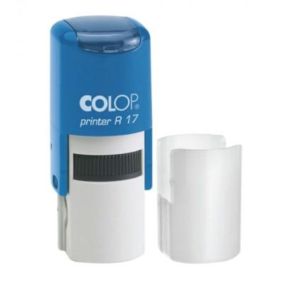 Colop Printer R17 Оснастка под круглую печать d 17мм. (с крышкой)