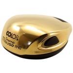 StampMouse R40 Карманная оснастка для круглой печати d 40мм. (золото)
