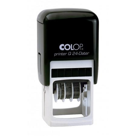 Colop Printer Q24-Dater Датер под квадратный штамп