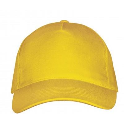 Бейсболка Long Beach, желтый, арт. АФМ00594_301