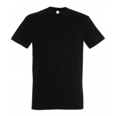 Футболки (футболка) Imperial мужская, глубокий черный, арт. АФМ11500_309
