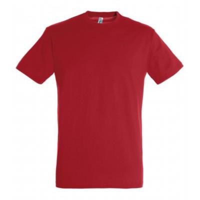 Футболки (футболка) Regent мужская, красная, арт. АФМ11380_145