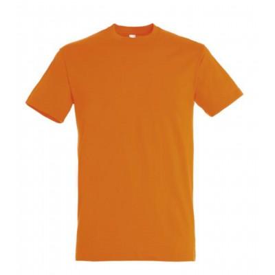 Футболки (футболка) Regent мужская, оранжевая, арт. АФМ11380_400