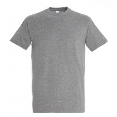 Футболки (футболка) Imperial мужская, серый меланж, арт. АФМ11500_350
