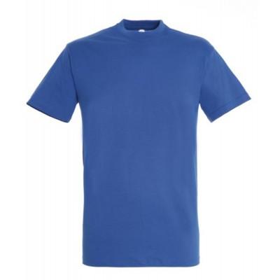 Футболки (футболка) Regent мужская, ярко-синяя, арт. АФМ11380_241