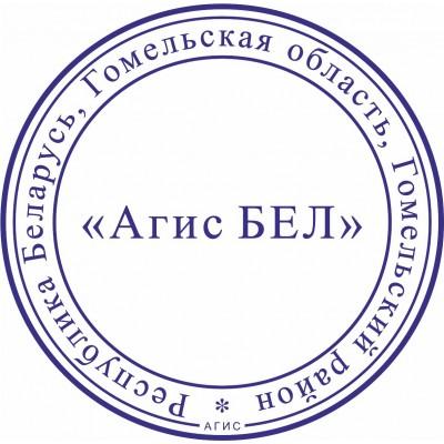 Печати для юридических лиц. Образец №12