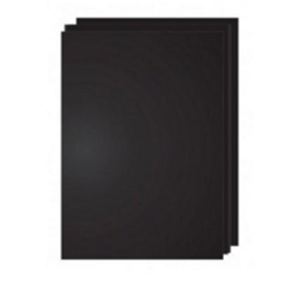 Меловая табличка (ПВХ 2 мм), А4