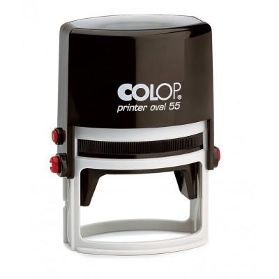 Colop Printer Oval 55 Штамп овальный 35*55мм.