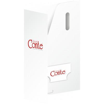 Папка А4,  бумага 300гр./м2, ламинация 24мкм матовая, с чистым карманом, 50шт.