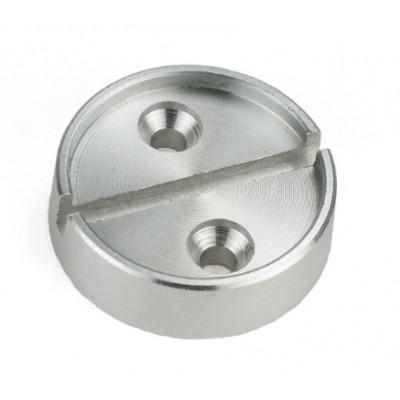 Опечатывающее устройство  чашка под нить, алюминий
