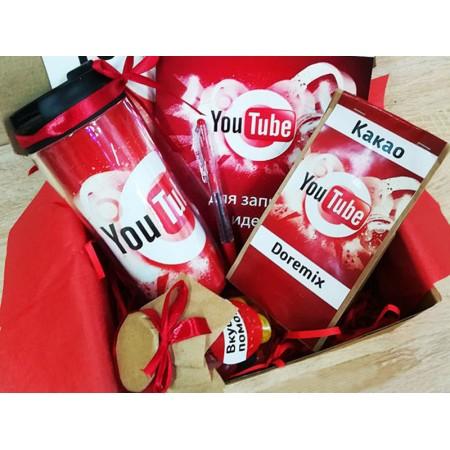 Набор подарочный « Для поклонника YouTube»