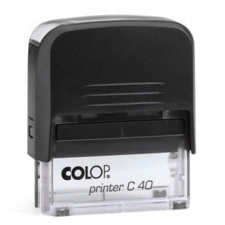 Colop Printer C40 Штамп прямоугольный
