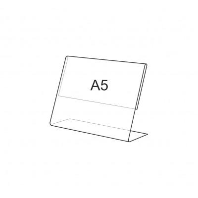 Меню-холдер, А5, односторонняя подставка
