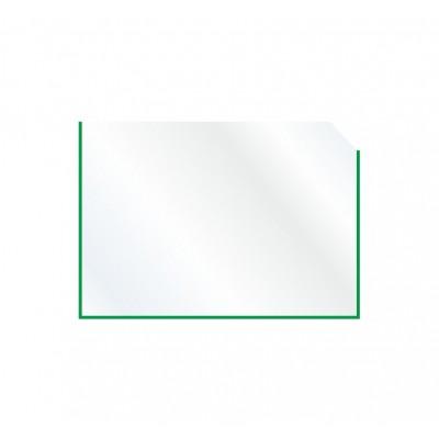 Карман для стенда А3 горизонтальный самоклеящийся