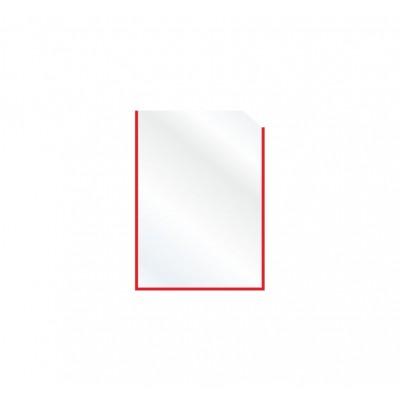 Карман для стенда А4 вертикальный самоклеящийся