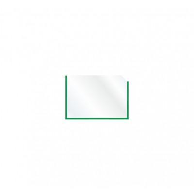 Карман для стенда А5 горизонтальный самоклеящийся