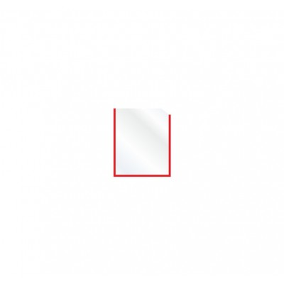 Карман для ФОТО А6 вертикальный самоклеящийся