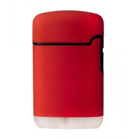 Зажигалка многоразовая, покрытие софт-тач
