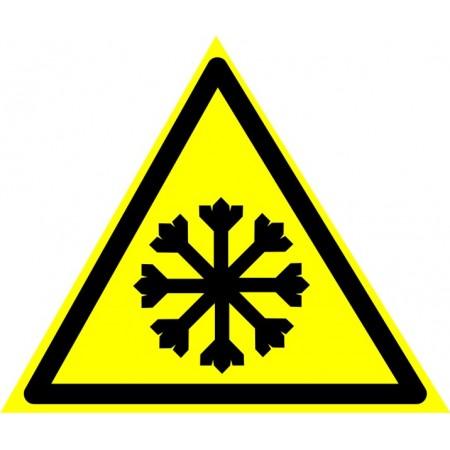 Осторожно. Биологическая опасность (инфекционные вещества), табличка