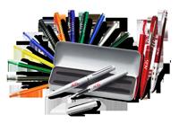 Ручки, зажигалки, флешки